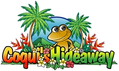 Go to Coqui's Hideaway Home Page